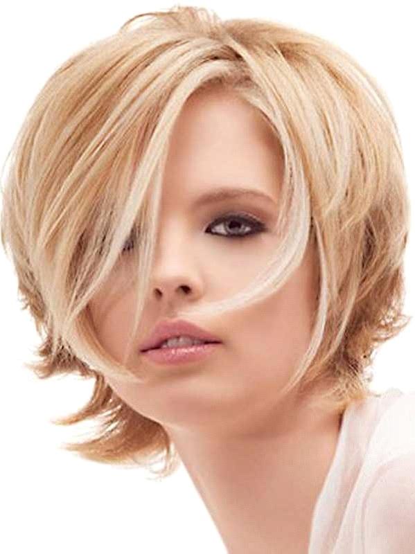 Geschossige-kurze-Frisur