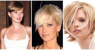 Kurze Frisuren, die Sie ausprobieren sollten