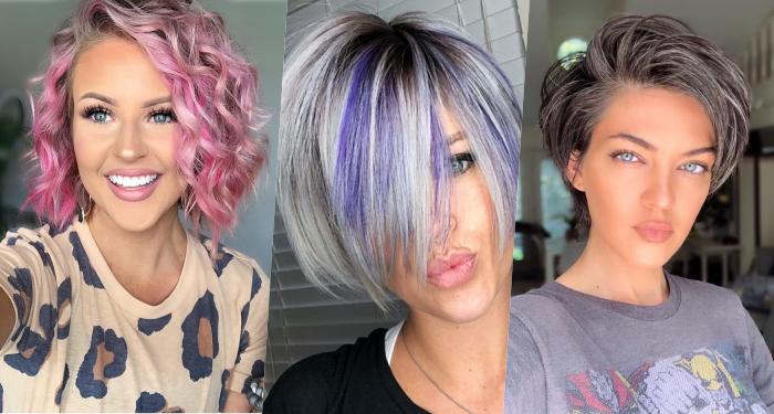 Die beliebtesten Modelle für kurzes Haar im Jahr 2021
