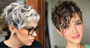Kurze lockige Frisuren-Bilder und alles rund um Frisuren auf